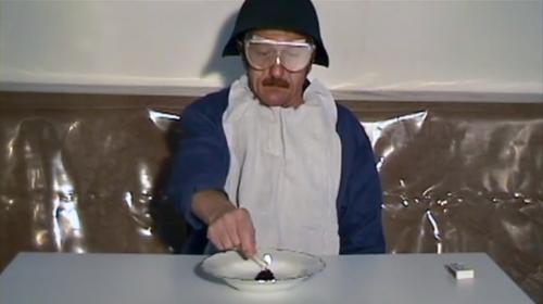 Carlo E. Lischetti: Kaviar sprengen
